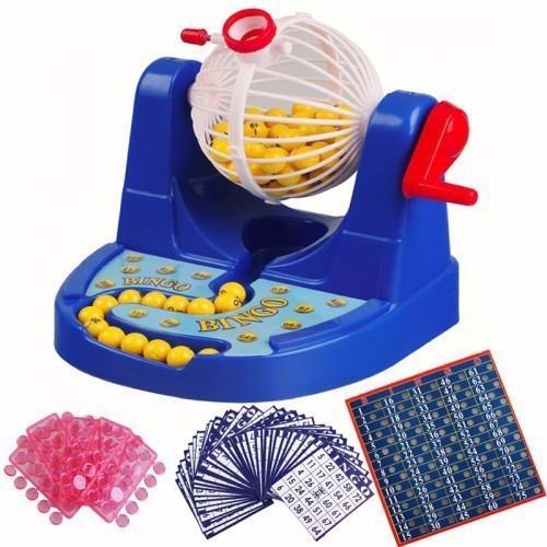 Hình ảnh Bộ Đồ Chơi Lô Tô Bingo Trí Tuệ Cho Bé/đồ chơi quay sổ xố giá rẻ