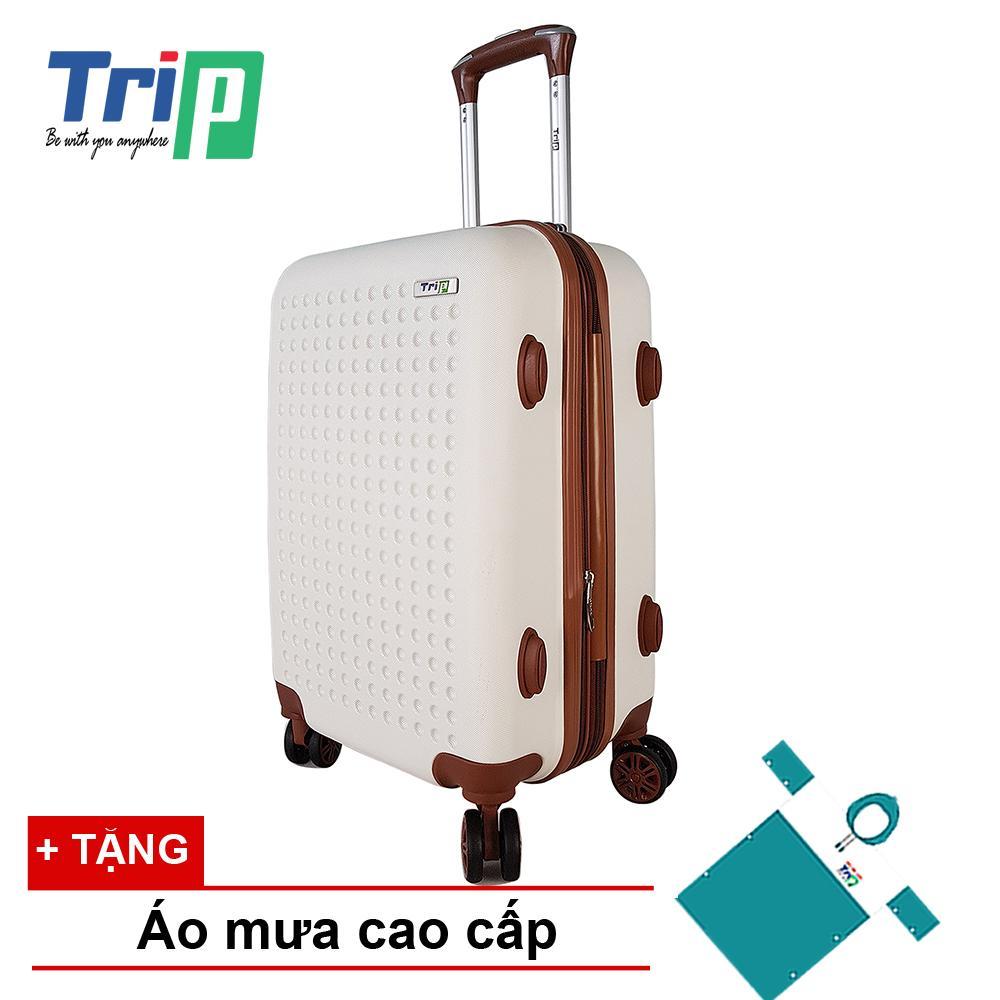 Giá Bán Vali Trip P803A Size 60Cm 24Inch Mau Trắng Hồ Chí Minh