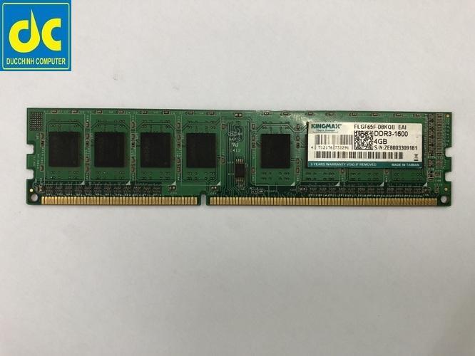 Hình ảnh RAM KingMax 4GB DDR3 Bus 1600Mhz