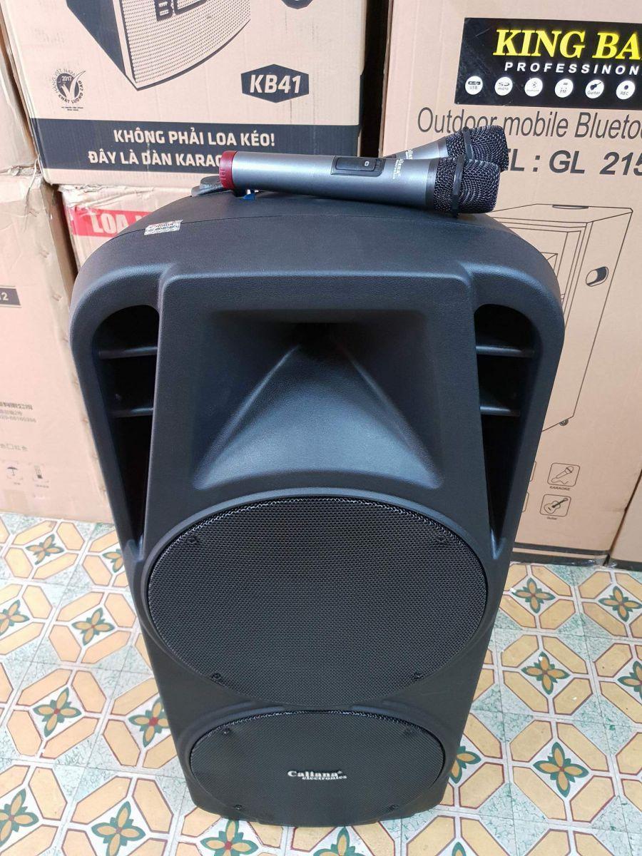 Ôn Tập Loa Keo Di Động Caliana Tx 215F Model 2018