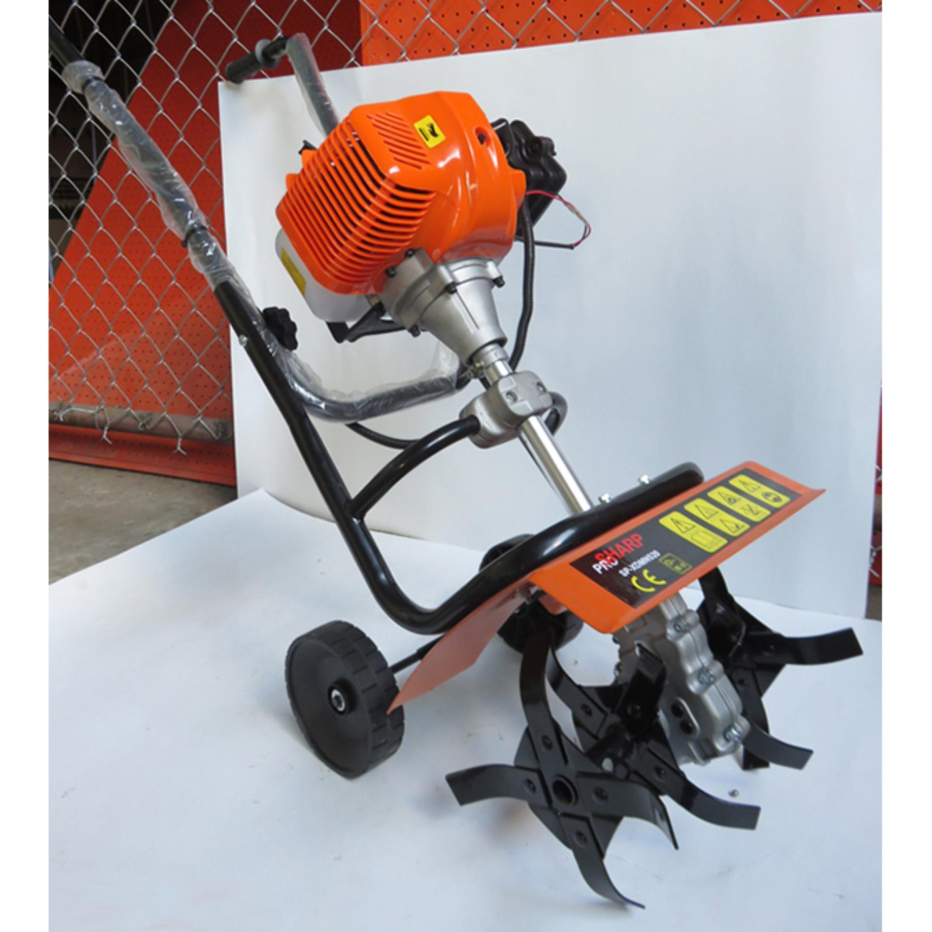 Máy xới đất cầm tay mini SHARP SP-XDMN520 (0.5ha/h)