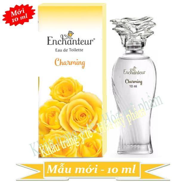 Enchanteur - Nước hoa cao cấp 10 ml - Charming
