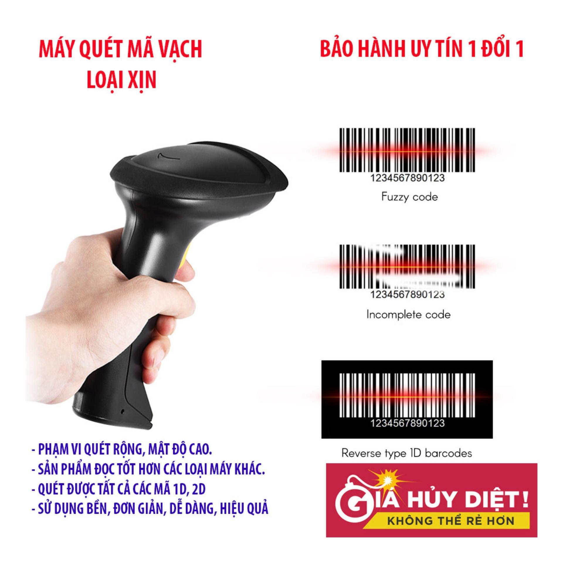 Hình ảnh Đầu đọc mã vạch FastTk89 - Giá rẻ, hàng tốt, độ bền cao Mẫu 2 - Bh uy tín 1 đổi 1 bởi TECH-ONE