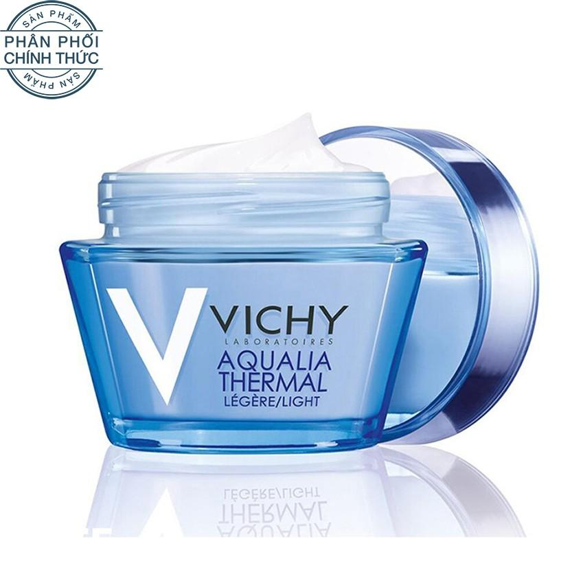 Bán Kem Dưỡng Ẩm Kich Hoạt Va Giữ Nước Suốt 24H Vichy Aqualia Thermal 50Ml Vichy Trong Vietnam
