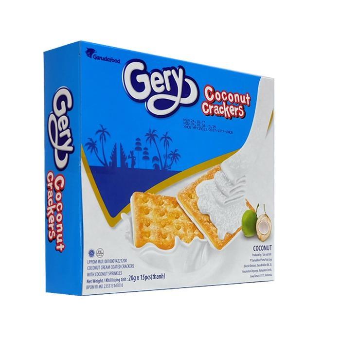 Hình ảnh Bánh Gery Coconut Crackers 300 gr