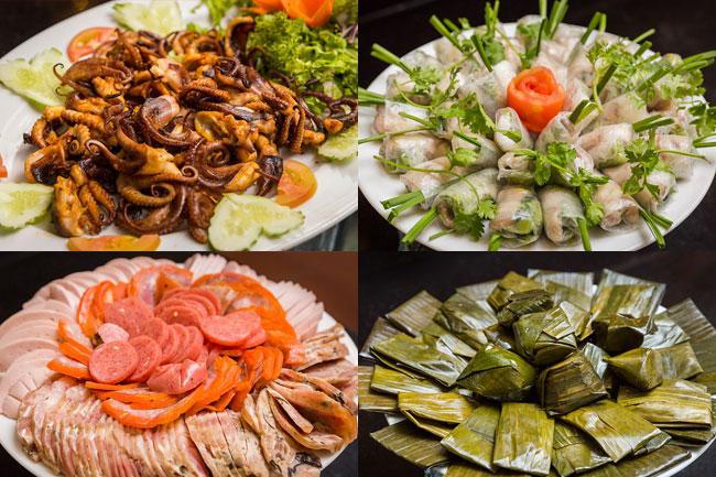 Buffet tối hải sản, lẩu, nướng - Nhà hàng Dìn Ký (thứ 3-chủ nhật)