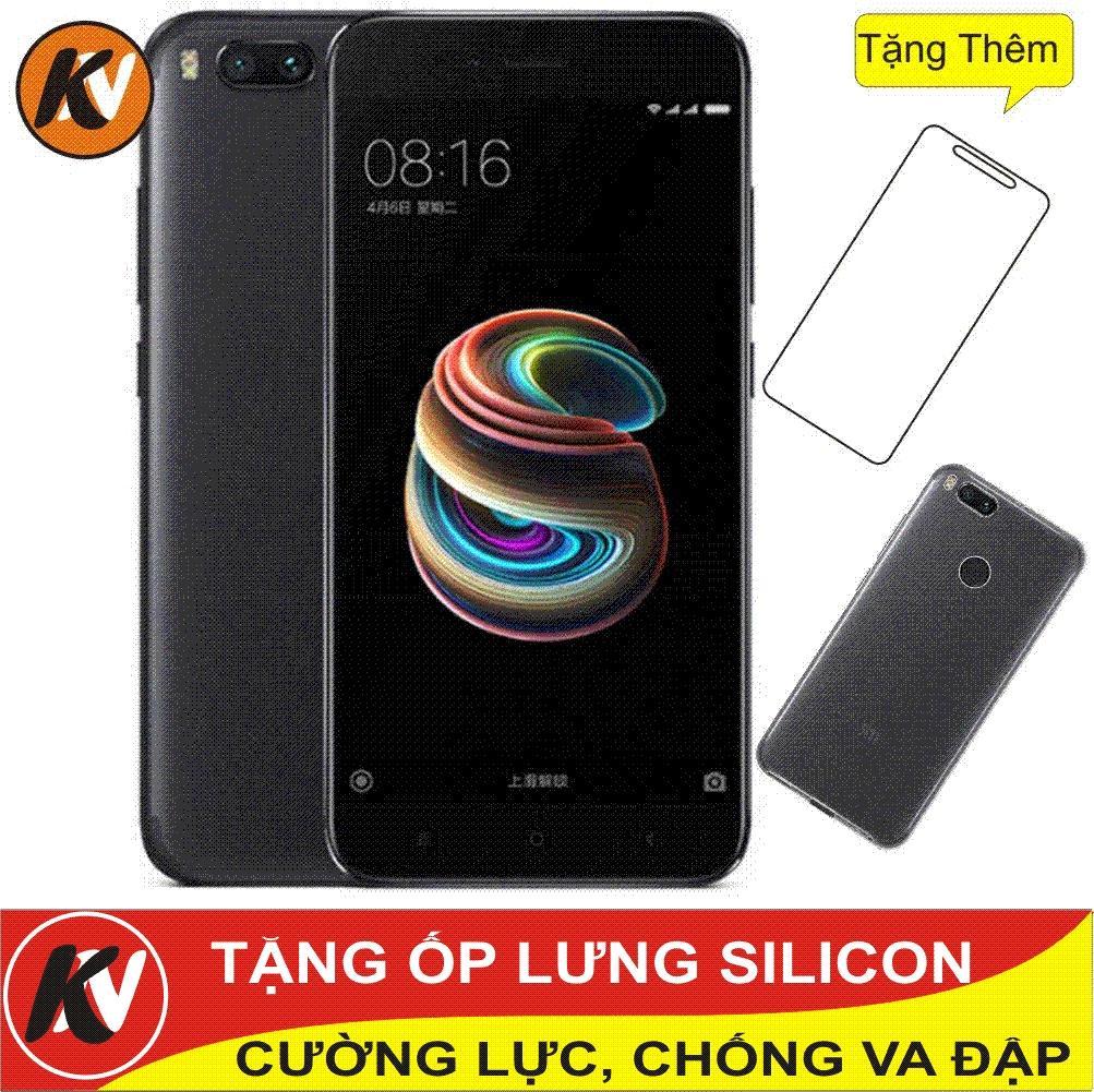 Xiaomi Mi 5X 64Gb Ram 4Gb Black Kim Nhung Hang Nhập Khẩu Ốp Lưng Cường Lực Xiaomi Chiết Khấu