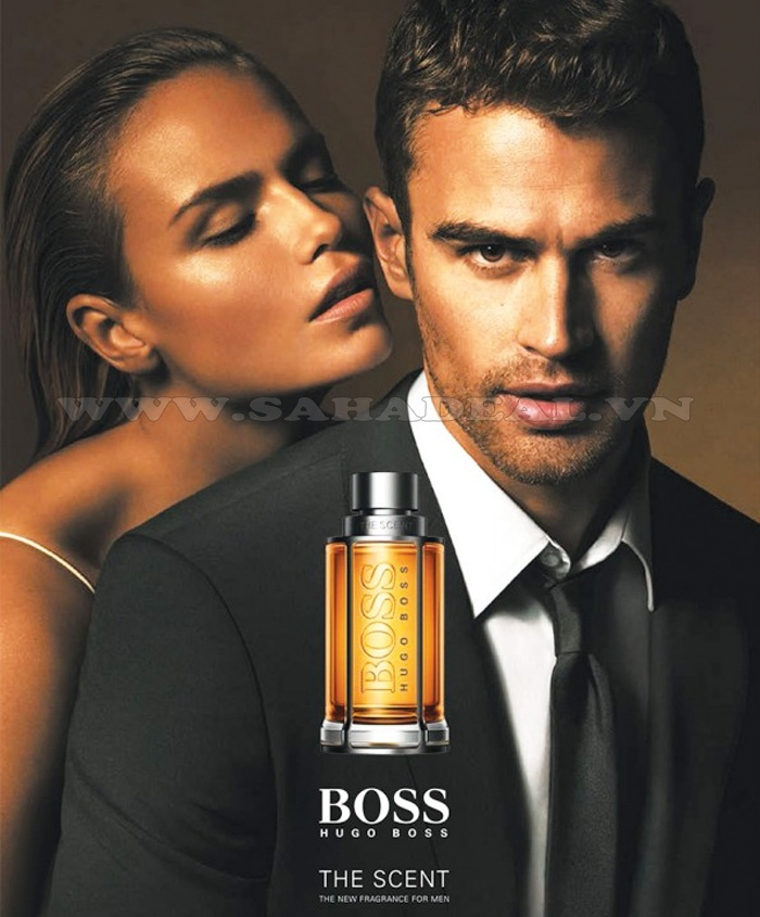 Sahadeal - Nước Hoa Nam Hugo Boss The Scent 100ml