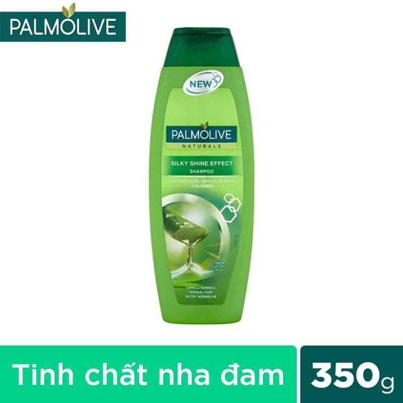Dầu gội Palmolive Naturals chắc khỏe & mượt mà từ tinh chất nha đam & vitamin trái cây 180g