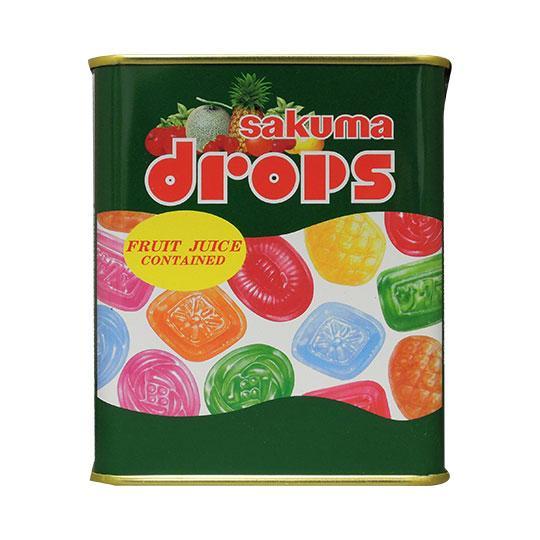 Kẹo cứng Sakuma drops