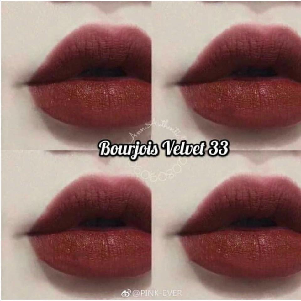 Mua Son Kem Bourjois Rouge Edition Velvet Mau 33 Trực Tuyến Vietnam