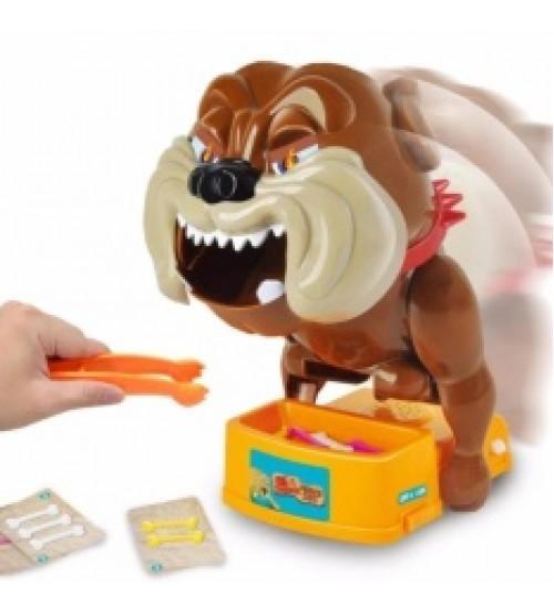 Hình ảnh Đồ chơi chó nổi giận (chó gặm xương)