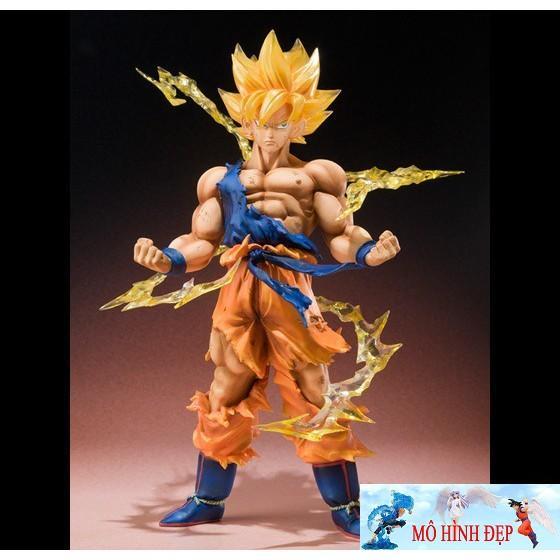 Hình ảnh Mô hình - Figure Son Goku ss - Dragon ball