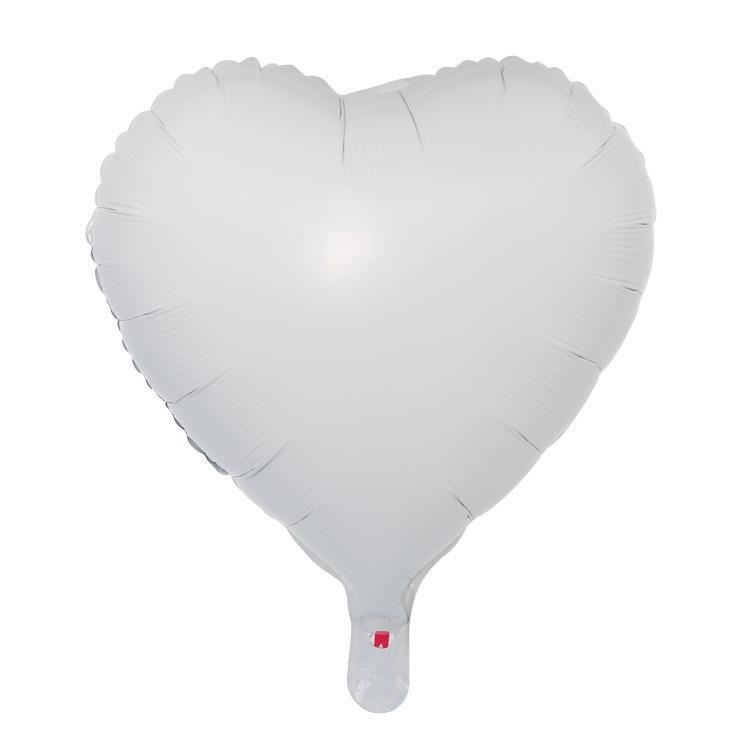 Hình ảnh Bóng trang trí tráng nhôm hình trái tim (40cm) / Đồ Chơi Việt Bách