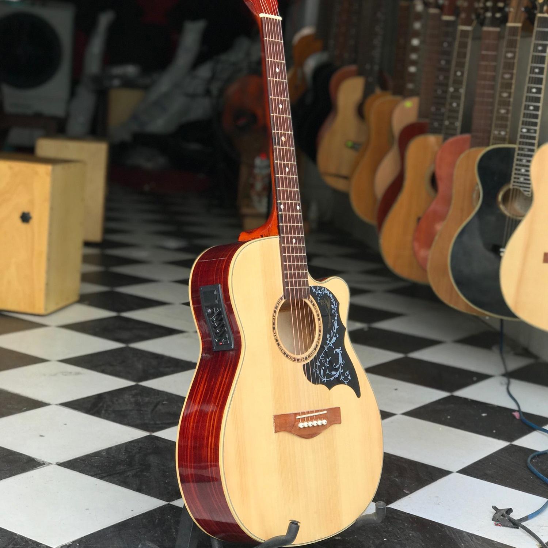 Kết quả hình ảnh cho đàn guitar có eq