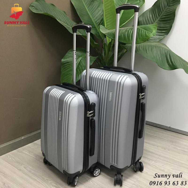 Vali TONGAGO TG516 Size 24 Màu Bạc