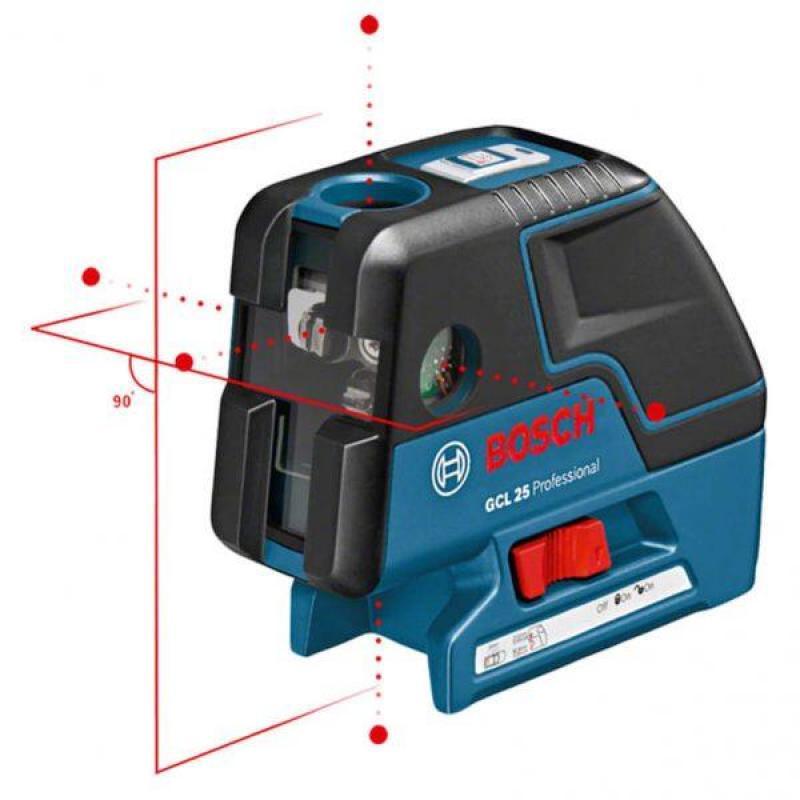 Máy cân mực, GCL 25, 0601066B00, Bosch