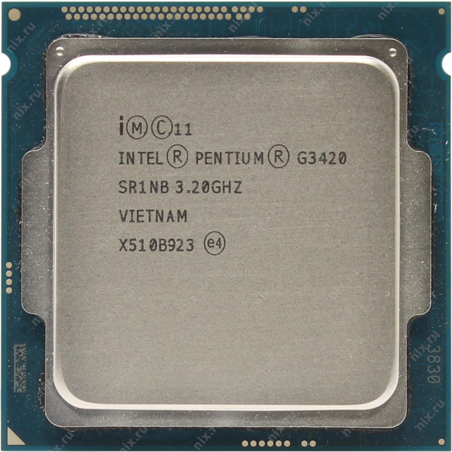 Hình ảnh CPU G3420 LGA 1150 + FAN ZIN(Tặng kèm chuột Newmen)