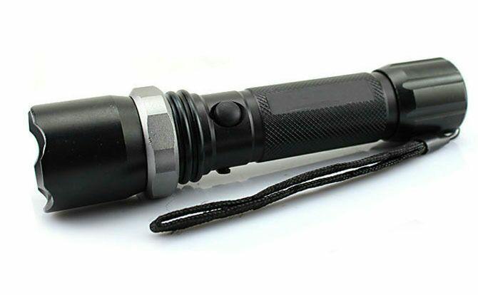 Hình ảnh đèn pin t10