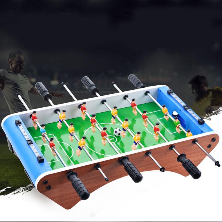 Hình ảnh Đồ chơi bàn bi lắc bóng đá Table Top Foosball 6 tay cầm