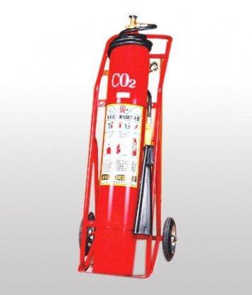 Hình ảnh Bình chữa cháy khí CO2 xe đẩy MT24