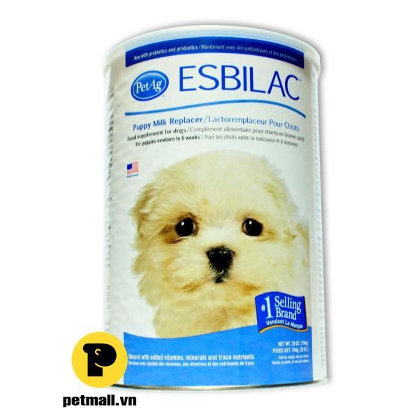 Sữa cho Chó sơ sinh ESBILAC 794g (nhập USA)