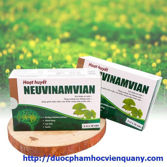 hoạt huyết an thần namvian1