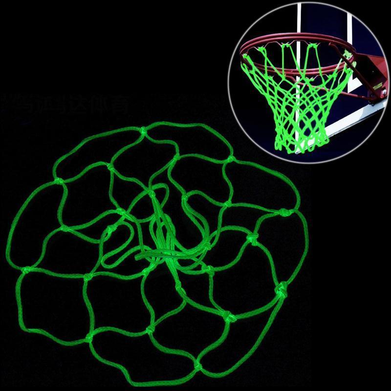 Hình ảnh SCIOLTO SPORTS Light Up Basketball Net Basketball Net Fluoresce Replacement Kids Gift - intl