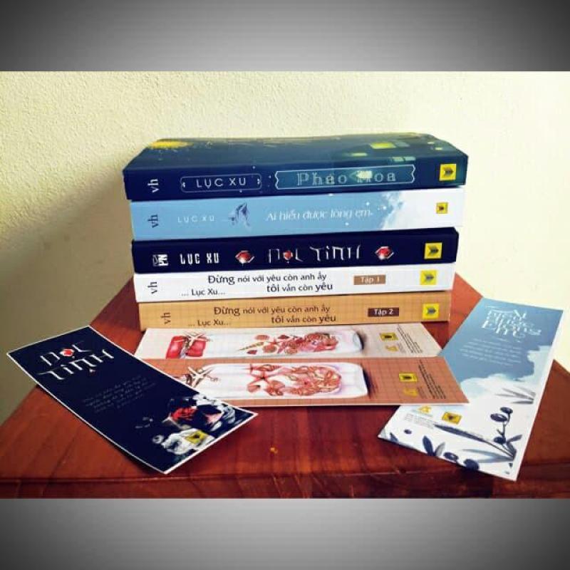 Mua Combo 5 cuốn Ngôn Tình của Lục Xu: Ai Hiểu Được Lòng Em, Độc Tình, Pháo Hoa, Nói Với Anh Ấy...