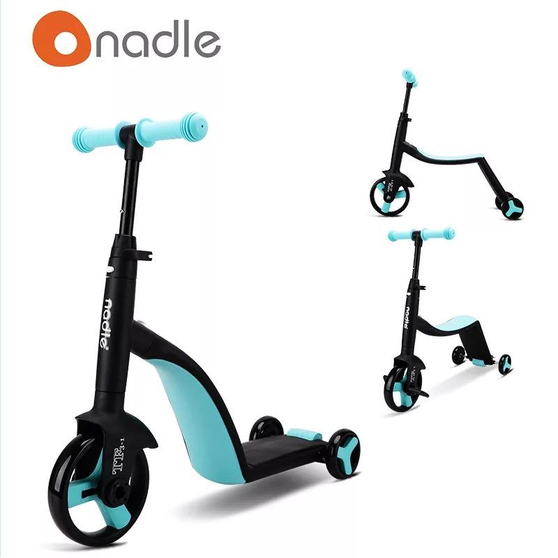 Giá bán Xe Scooter Nadle 3 trong 1