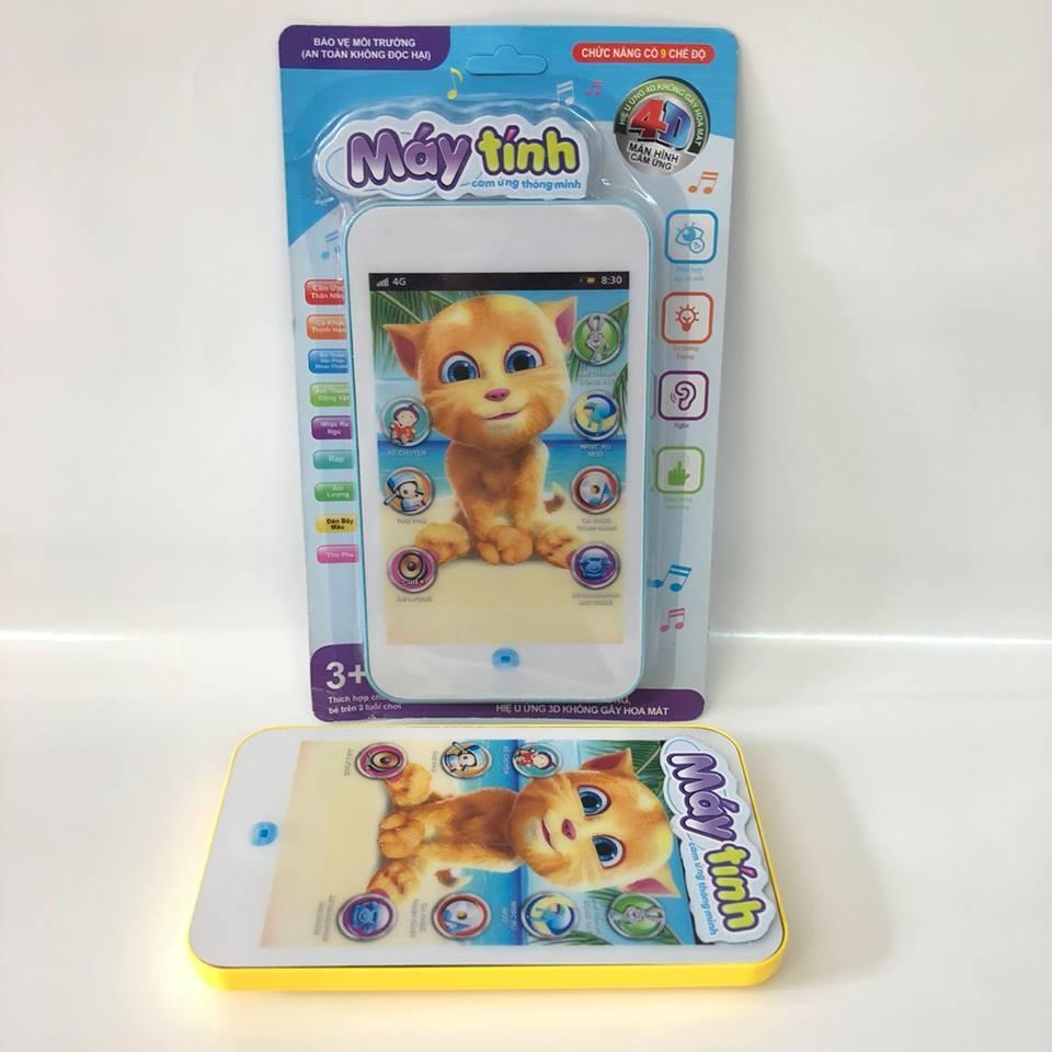 Hình ảnh Đồ Chơi Ipad Mèo Tom 3D Biết Hát Và Kể Chuyện