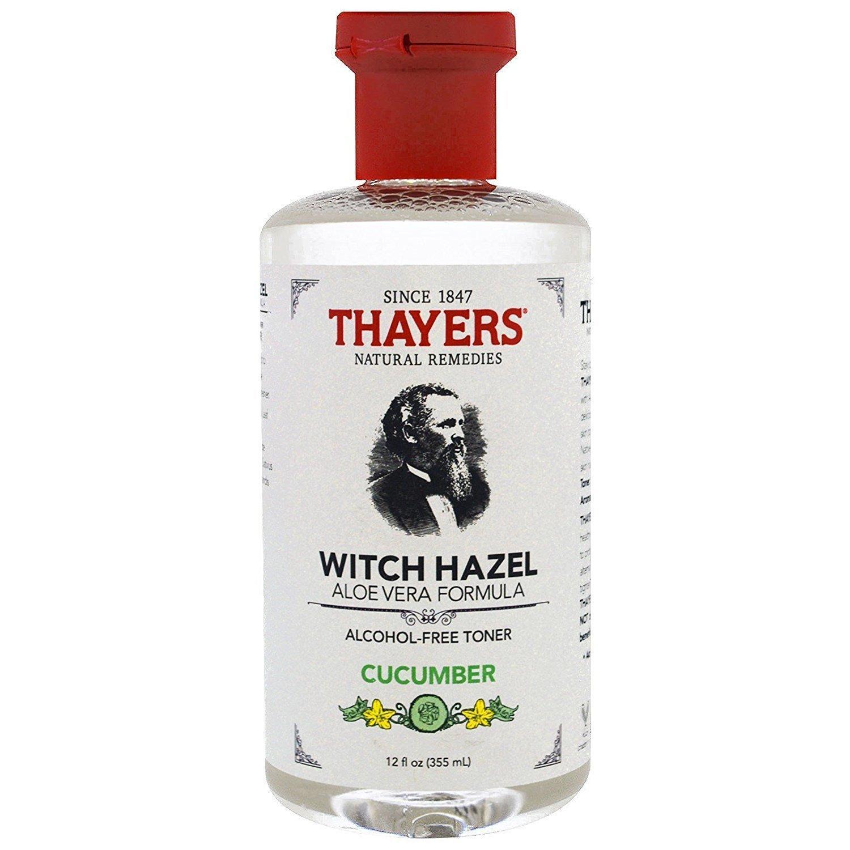 Cửa Hàng Bán Nước Hoa Hồng Khong Cồn Thayers Alcohol Free Original Witch Hazel Toner 355Ml Danh Cho Mọi Loại Da