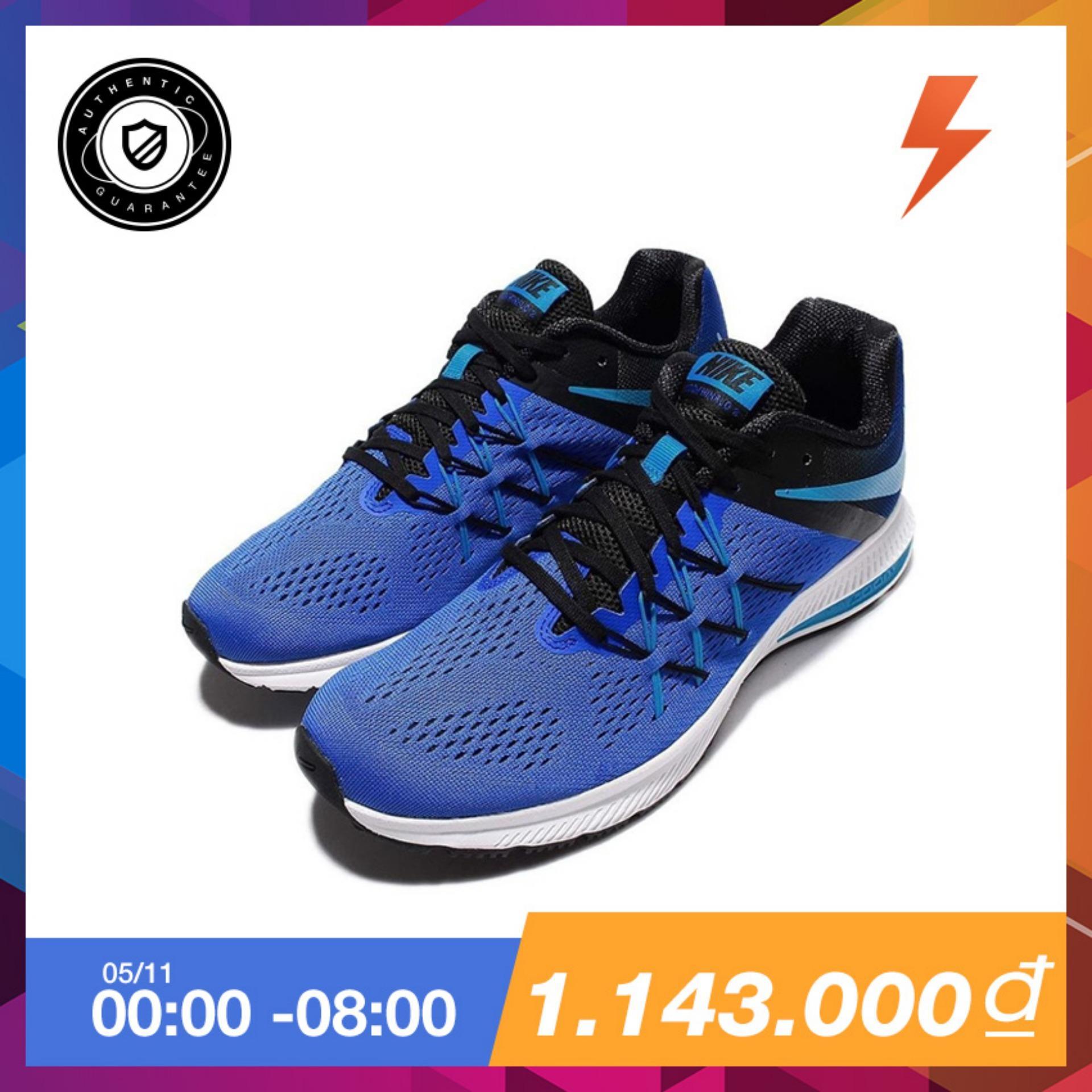 Bán Giay Chạy Bộ Nam Nike Zoom Winflo 3 831561 401 Xanh Hang Phan Phối Chinh Thức Có Thương Hiệu Rẻ