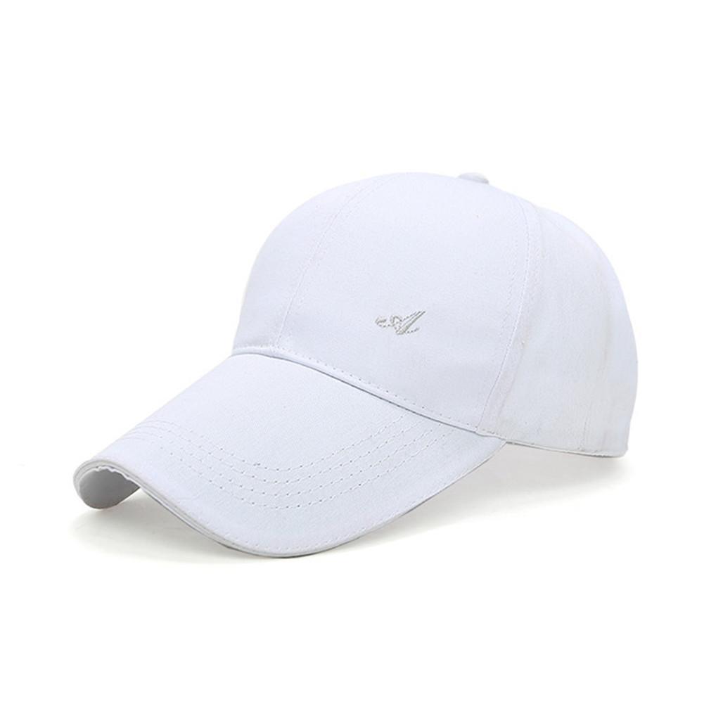 Fashion Simple Adjustable Baseball Cap Soft Comfortable Unisex Outdoor Hat