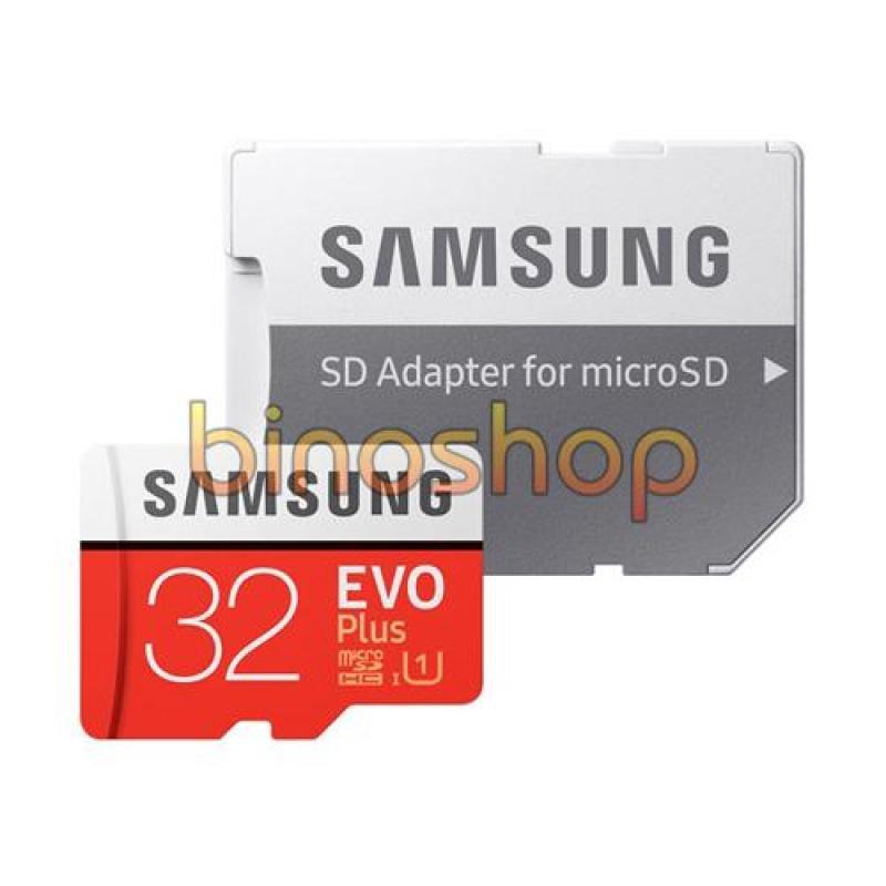 Thẻ nhớ Samsung Evo Plus 32G