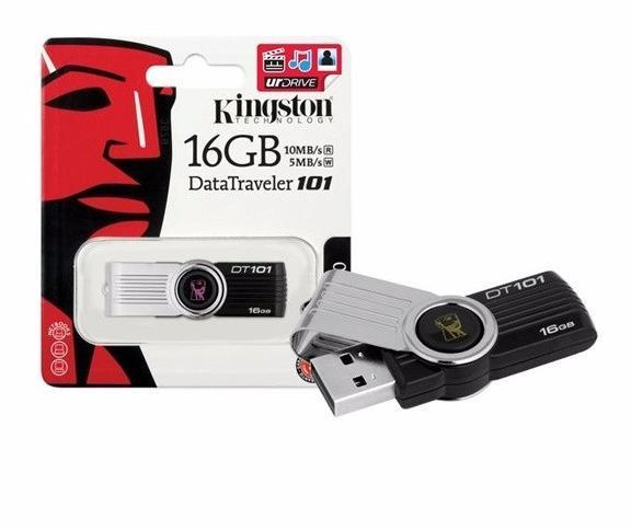USB KINGSTON DT101 16GB GIÁ RẺ