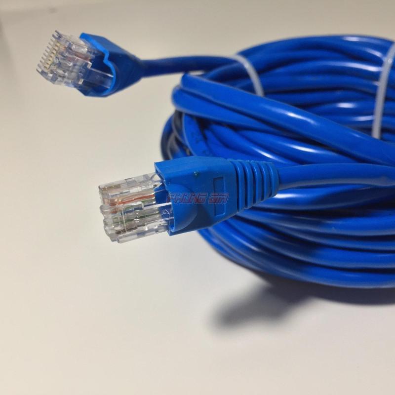 Bảng giá Dây mạng LAN 15 Mét HT-Cat5E UTP - Bấm sẵn 2 đầu Phong Vũ
