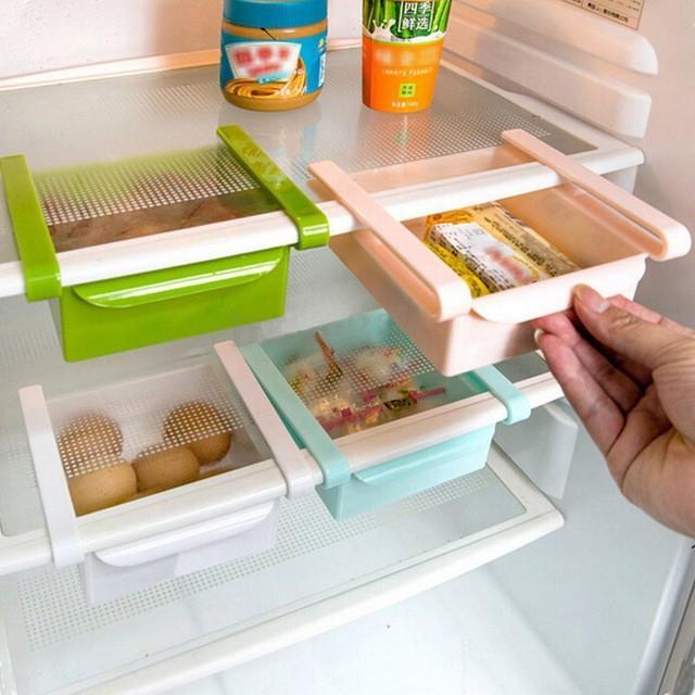 Hình ảnh Khay Để Đồ Tiện Ích Trong Tủ Trong Lạnh