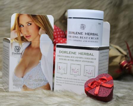 Kem săn nở ngực DORLENE HERBAL nhập khẩu