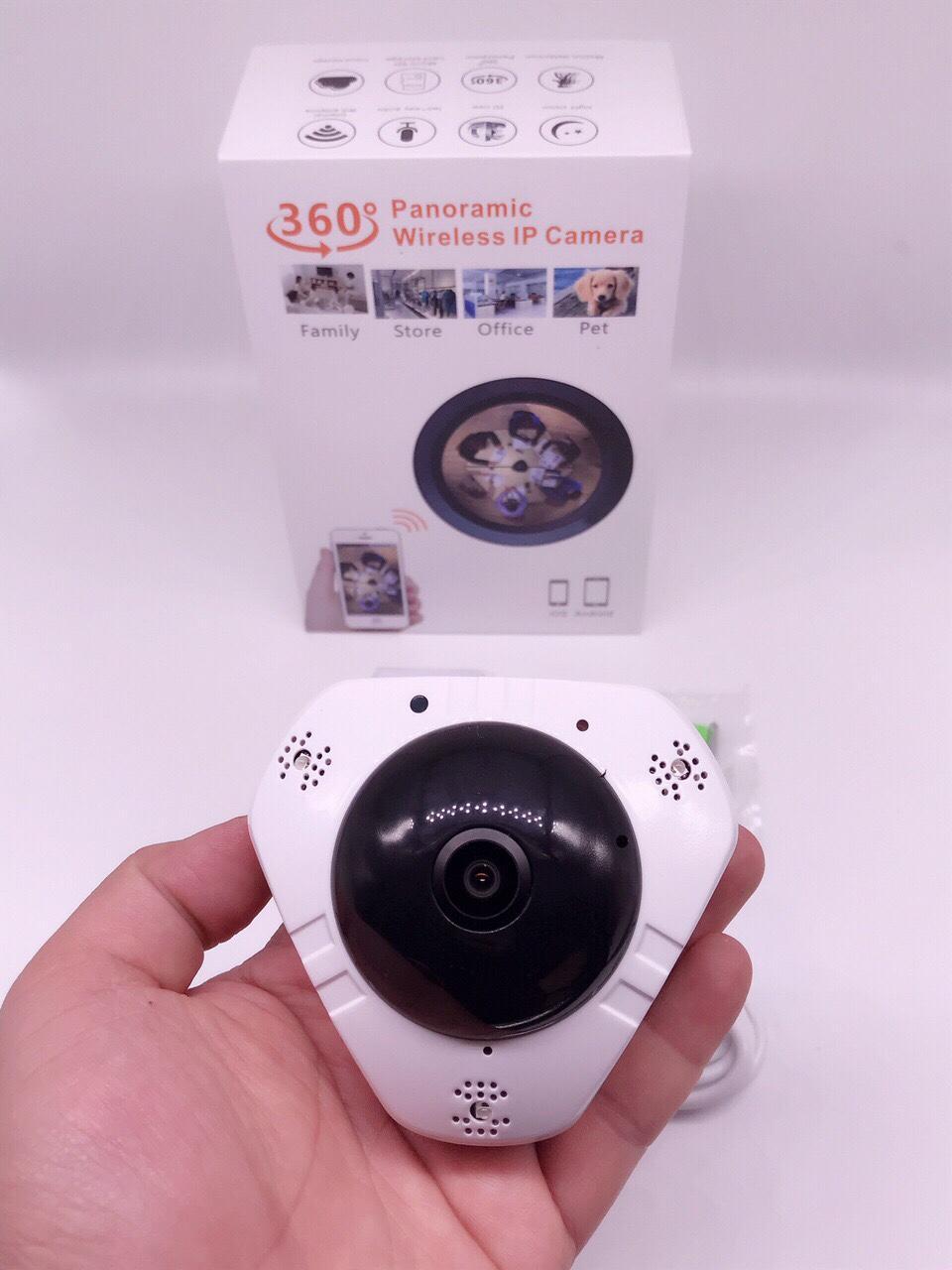 Giá Bán Camera Ip Vr Yoosee Sieu Nhỏ 360 Độ Bh 12T Trực Tuyến