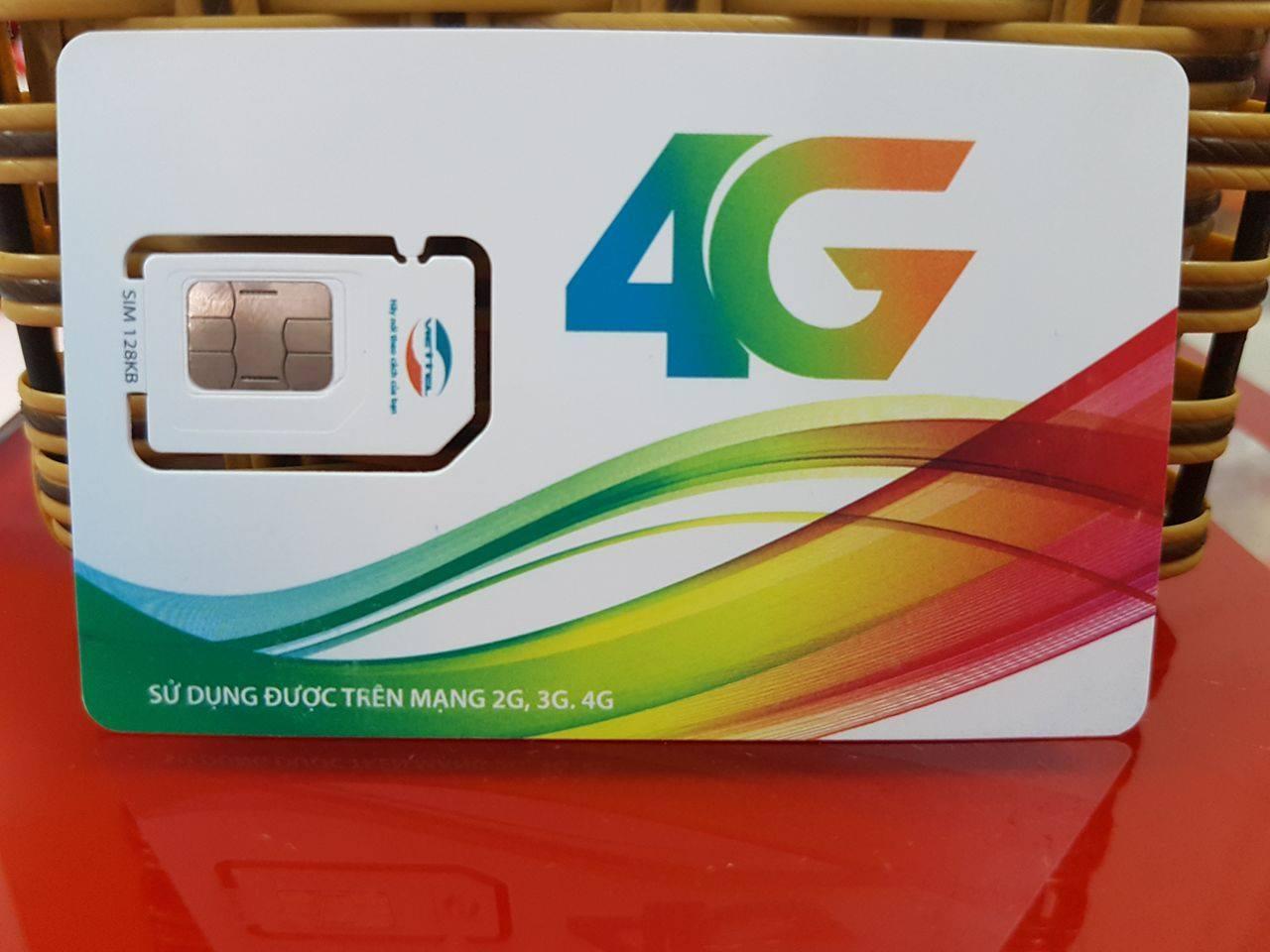 Giá Bán Sim 3G 4G Viettel V90 Km 60Gb Thang Gọi Miễn Gọi Nội Mạng 50 Phut Gọi Ngoại Mạng Mới