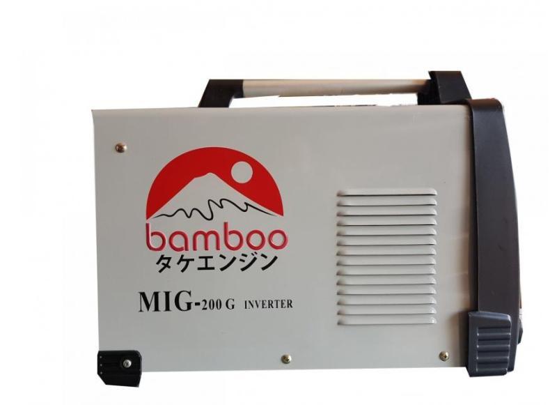 Máy hàn Inverter - công nghệ MOSFET MIG 200G