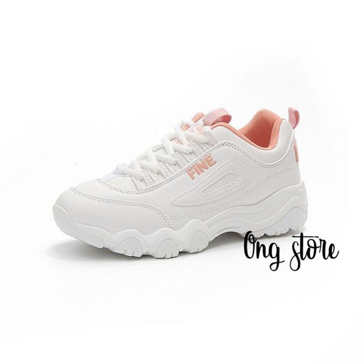 Hình ảnh Giày thể thao nữ FINE Hàng siêu đẹp