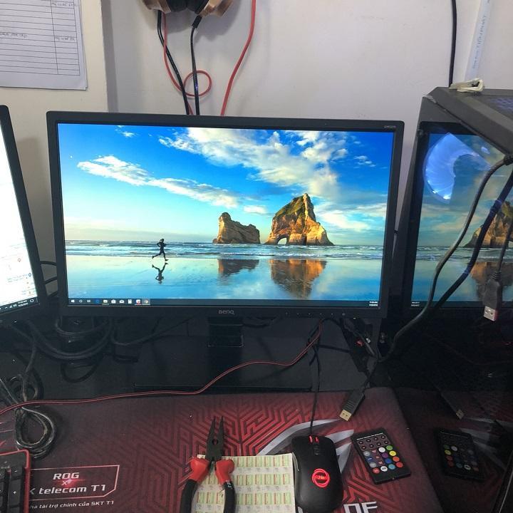 Hình ảnh LCD 22 inch BENQ full hd 1080 fullbox còn bh hãng