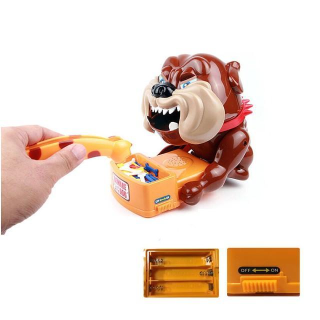 Hình ảnh Bộ đồ chơi chó gặm xương siêu hót