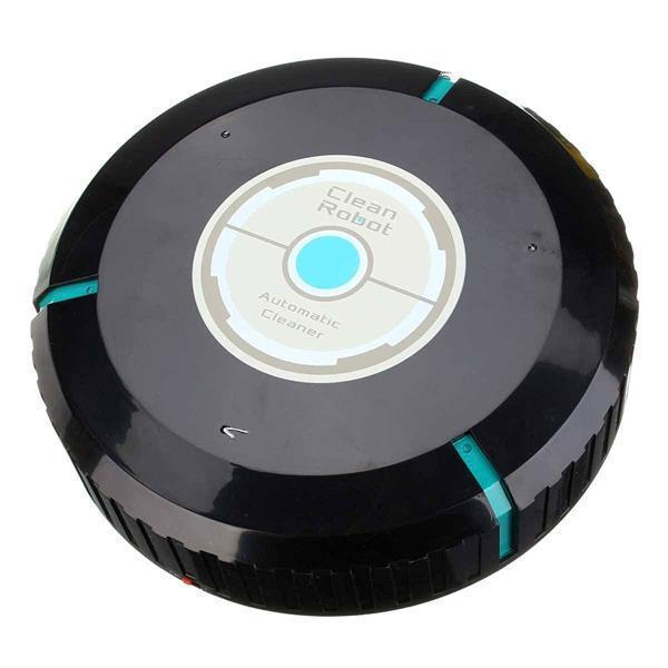 Hình ảnh Máy lau nhà tự động thiết kế thông minh hiện đại ( đen )