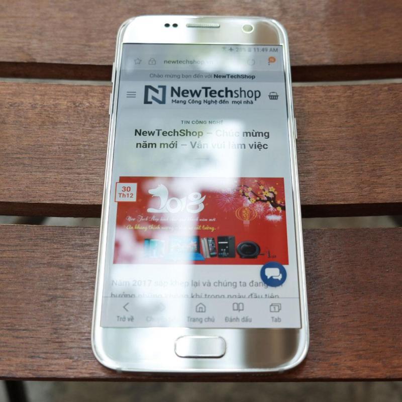 Samsung Galaxy S7 + Hàn Quốc - Hàng Nhập khẩu