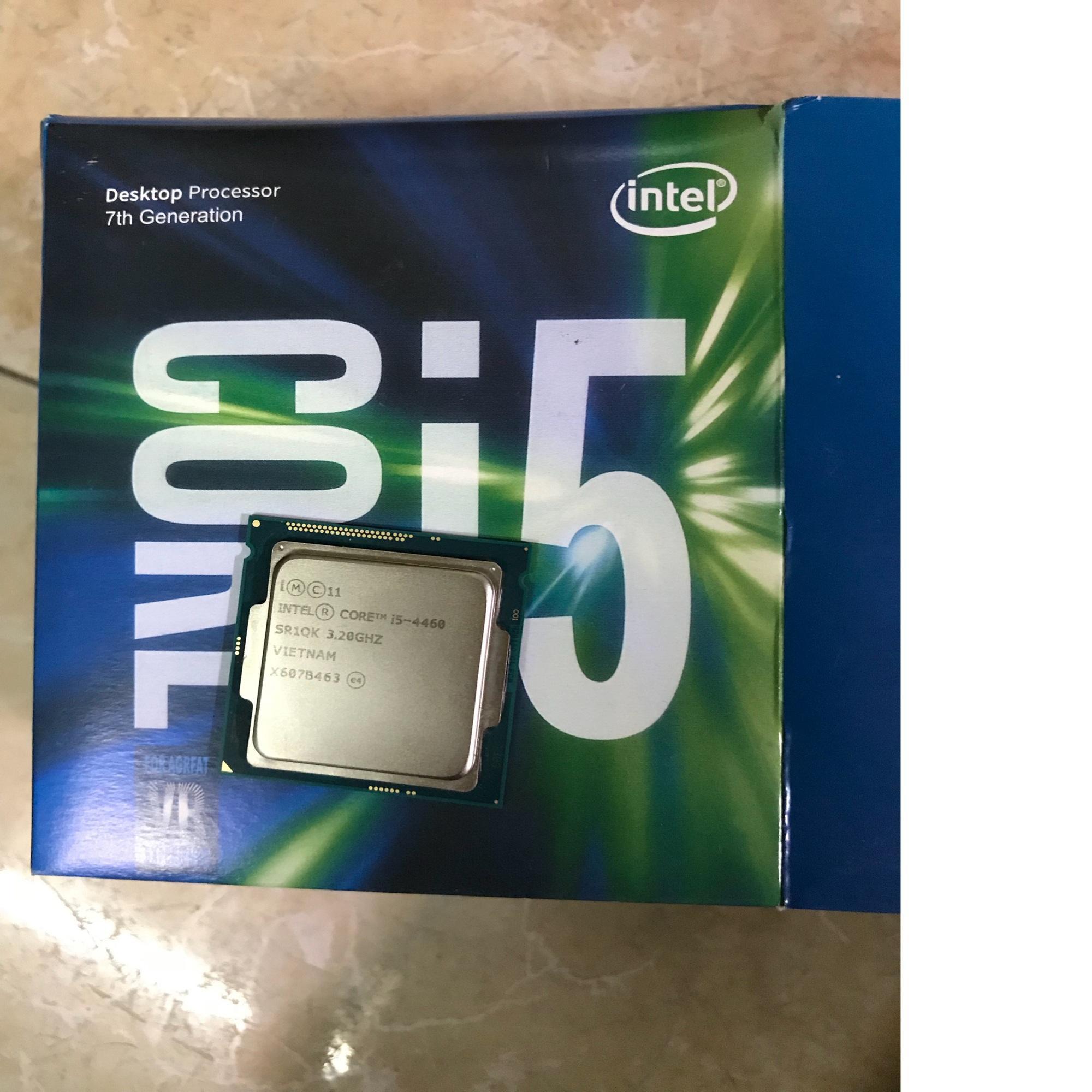 Hình ảnh CPU I5 4460 Bảo Hành 5 Năm
