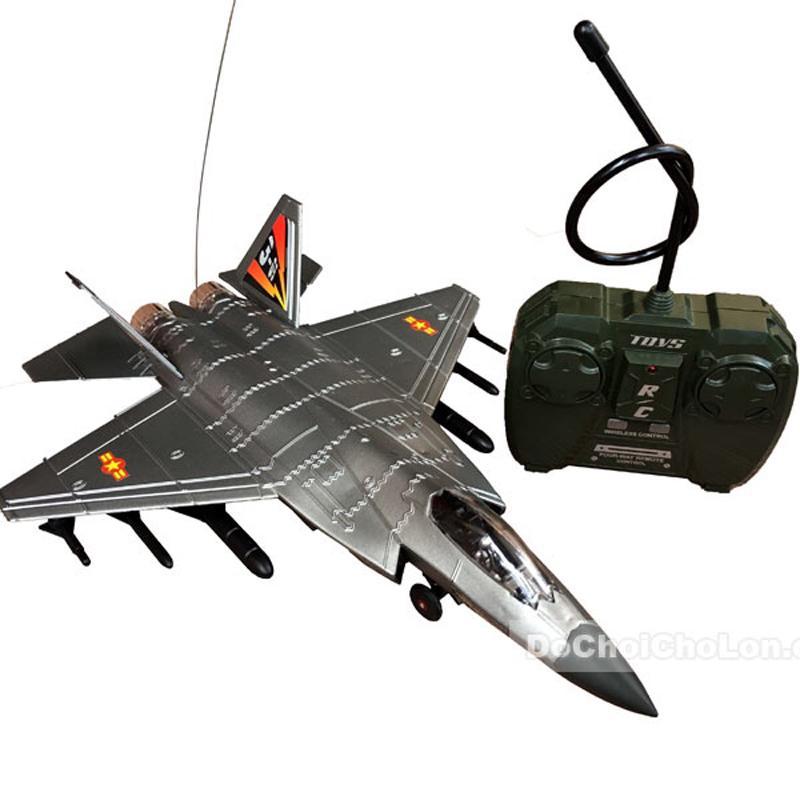 Hình ảnh ĐỒ CHƠI, TRÒ CHƠI MÁY BAY chiến đấu điều khiển 4 chiều từ xa Airplane Fighter XJ36 Hàng cao cấp