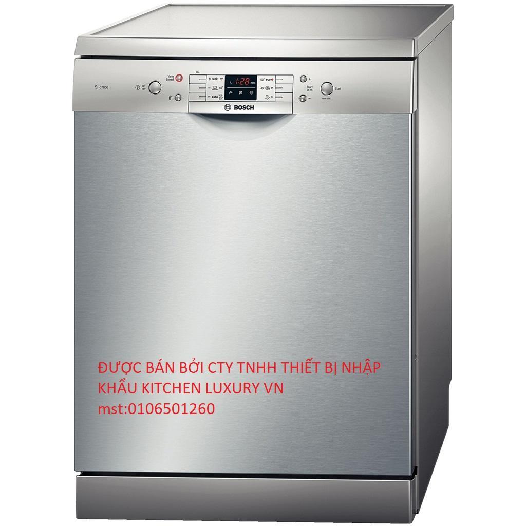 Hình ảnh Máy Rửa Bát Bosch SMS63L08EA